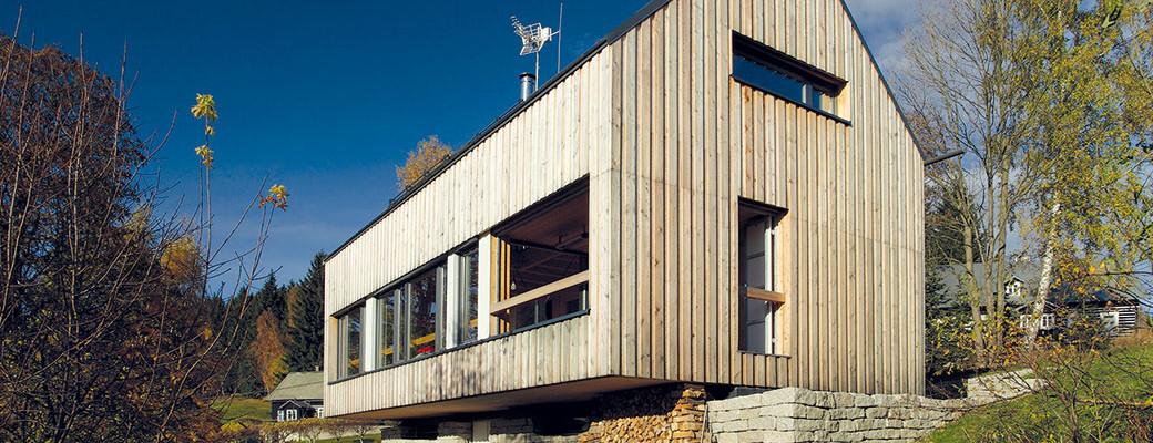 Co si představit pod pojmem moderní dřevostavba?