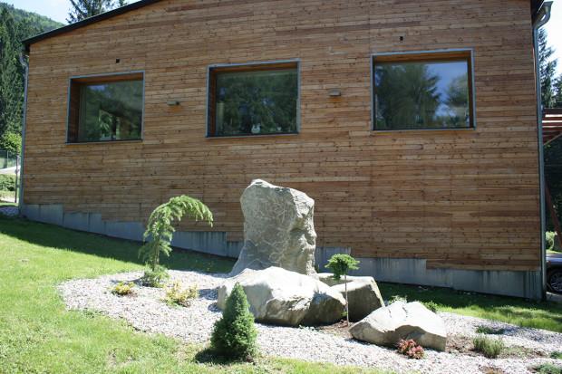 Komplexní budova v Beskydech s osobitým šmrncem a fazónou