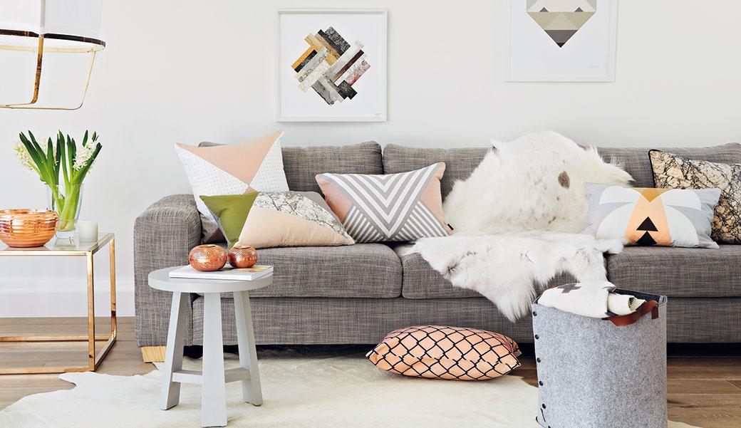 Nejnovější trendy v zařizování obývacího pokoje