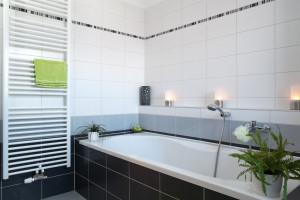 Moderní koupelnové radiátory