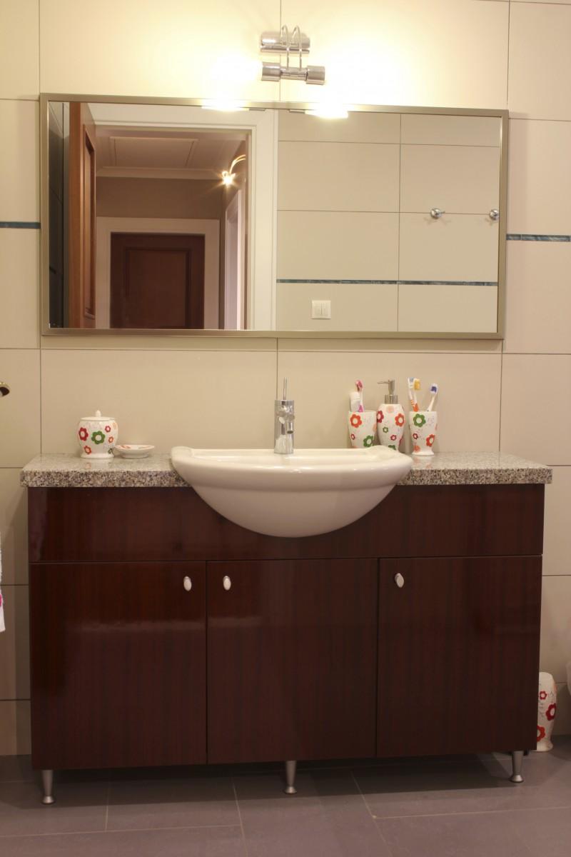 Koupelnové skříně