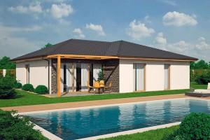Variabilní bungalov, který se vám přizpůsobí