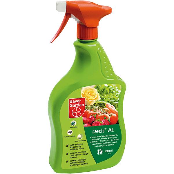 Decis® AL je insekticidní přípravek