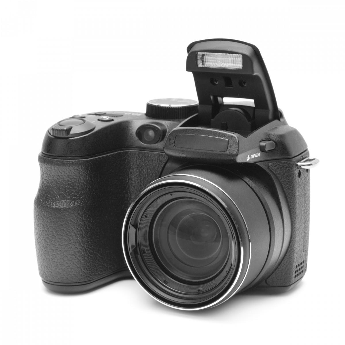 fotoaparát - elektronika