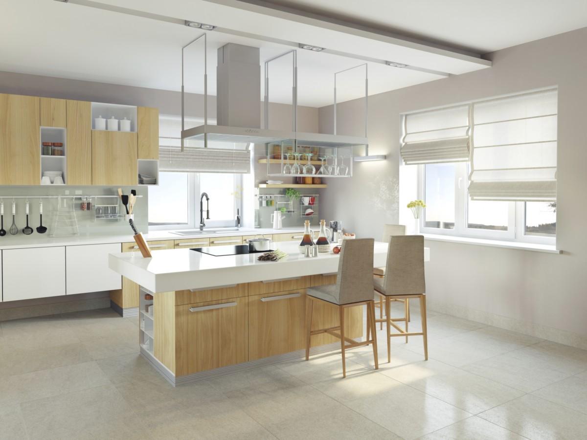 Moderná kuchyně