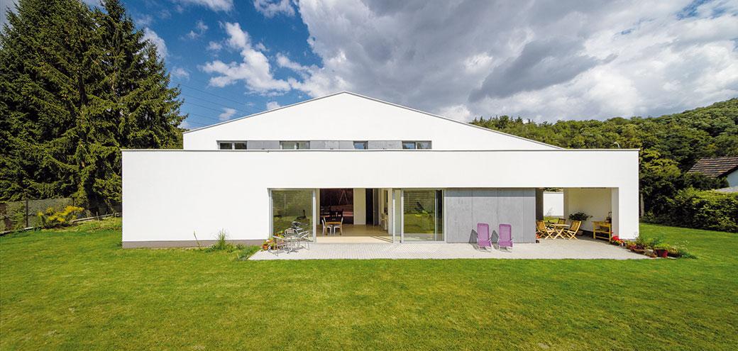 Komfortní domov v Praze pro mladou rodinu