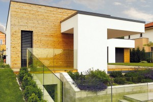 Z jakého materiálu si zděný nízkoenergetický nebo pasivní dům postavit?