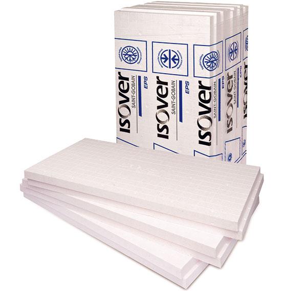 Tepelně-izolační desky Isover Perimetr EPS vyráběné do forem. Vyznačují se minimální nasákavostí, vysokou pevností vtlaku amrazuvzdorností. Vyrábějí se s rozměrem 1250 × 600 m, obvod je standardně opatřen polodrážkou. Jsou určeny podobně jako desky XPS pro tepelné izolace spodní stavby v přímém styku s vlhkostí, např. základových desek, suterénních stěn apod., a pro trvalé zatížení v tlaku max. 3600 kg/m2 při deformaci