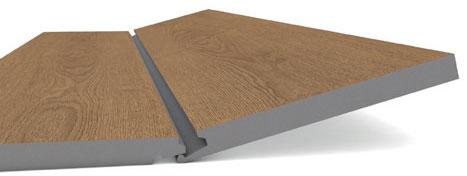 Systém Moduleo Click s tvarovým spojem umožňuje rychlou a jednoduchou montáž vinylových desek nebo dlaždic bez lepení.