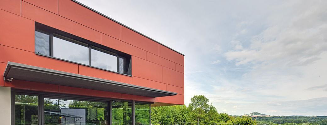 11 řešení moderní fasády