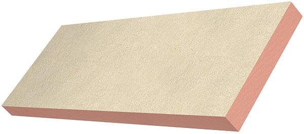 Venkovní fasádní deska Kingspan Kooltherm® K5 je tepelněizolační deska ztuhé pěny.