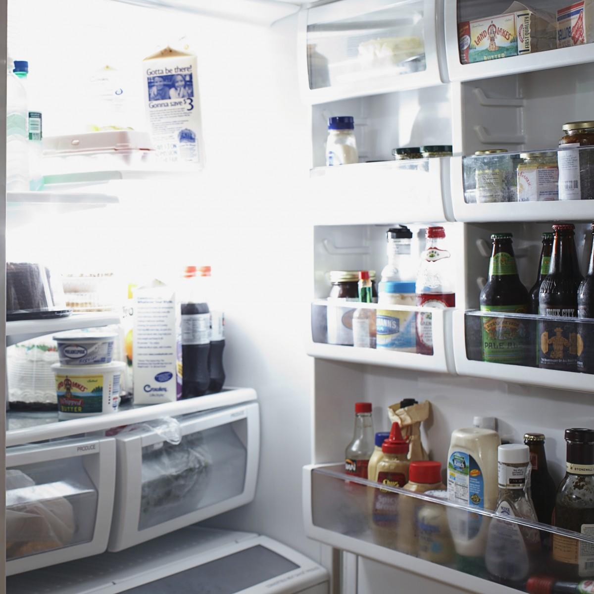 Klasická lednice