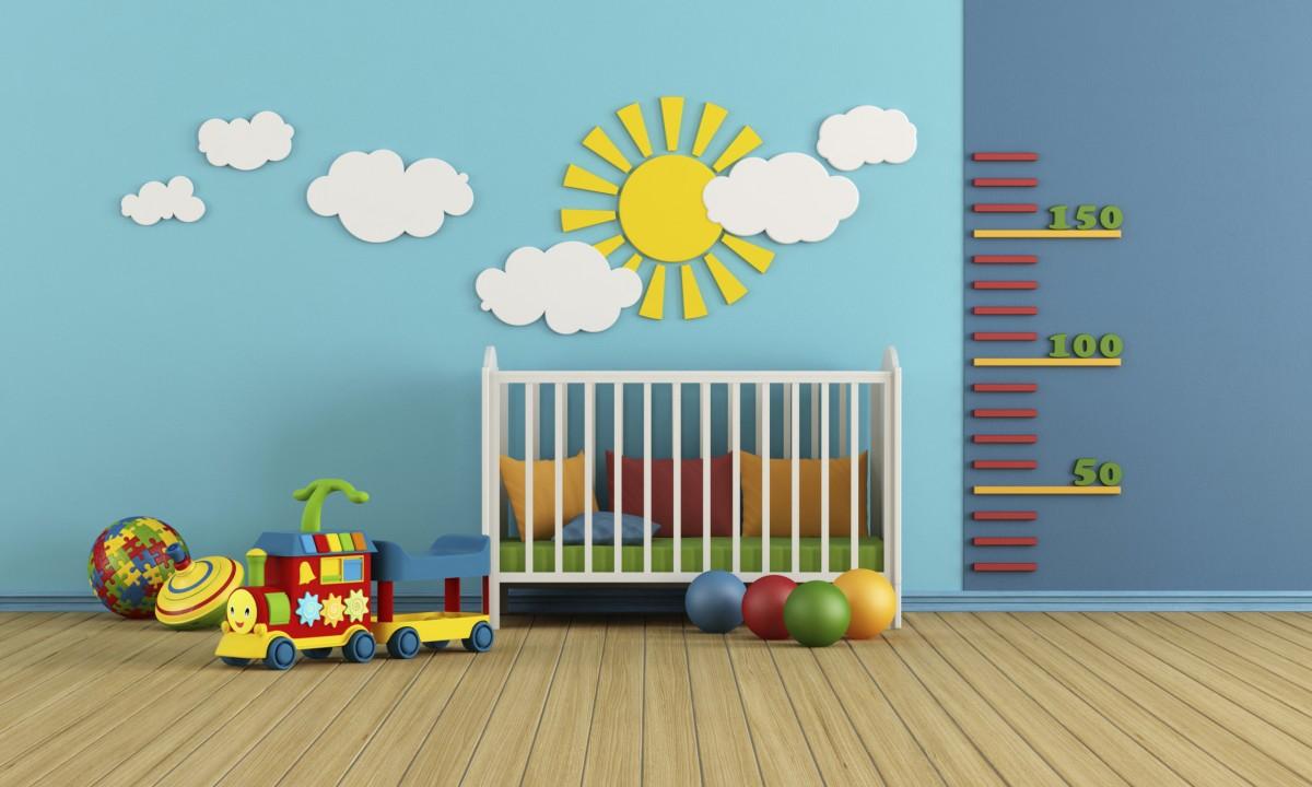 Dětské postele pro nejmenší