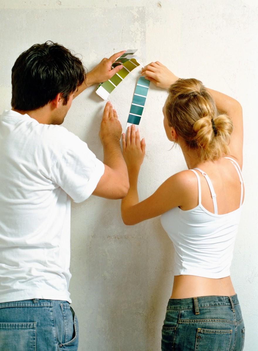 DIY - malování