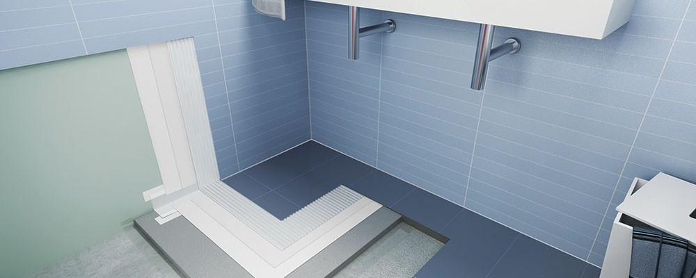 4 bleskové kroky k bezchybně obložené koupelně