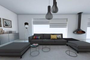 Škola designu − část 2: Funkce a zónování interiéru
