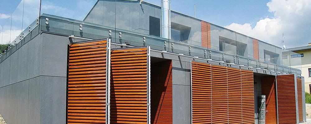 11 x exteriérové stínicí systémy pro váš dům