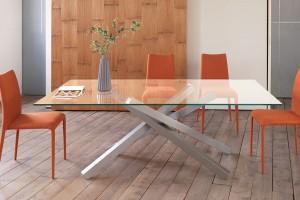 Stůl PECHINO – praktické moderní umění