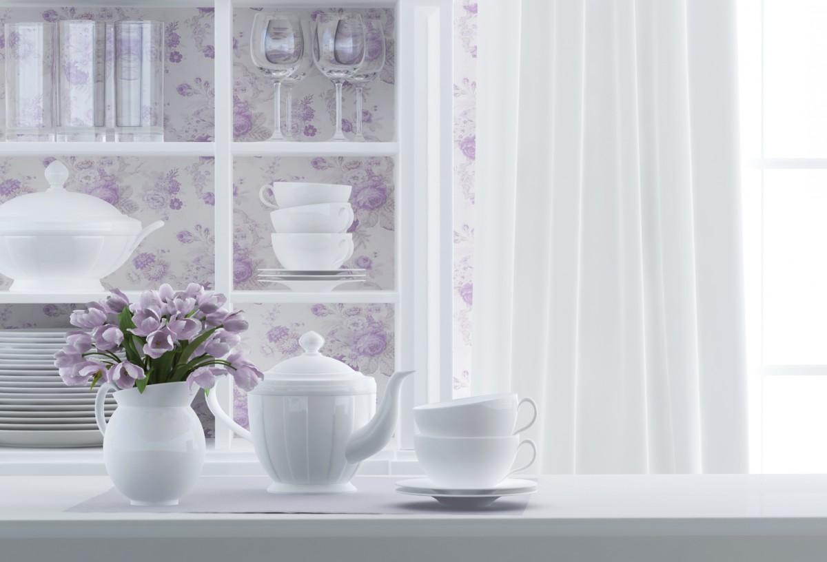 Romantický styl bydlení