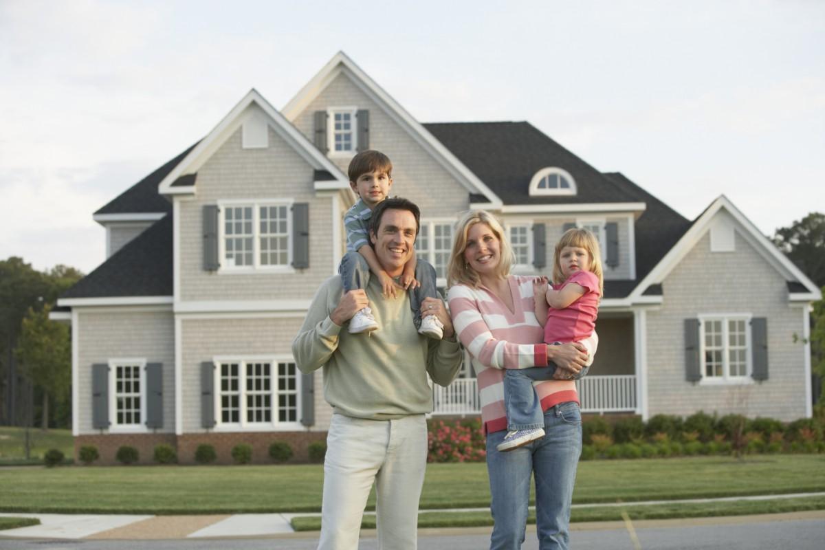 Dům pro celou rodinu