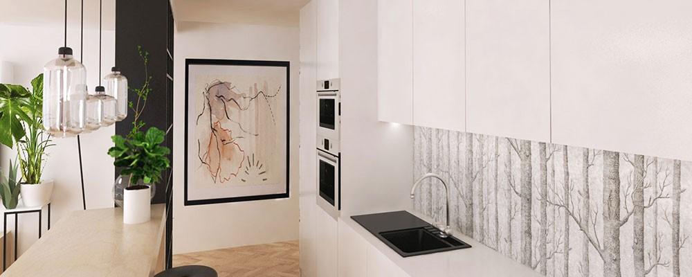 Jak zařídit obývací pokoj v novostavbě