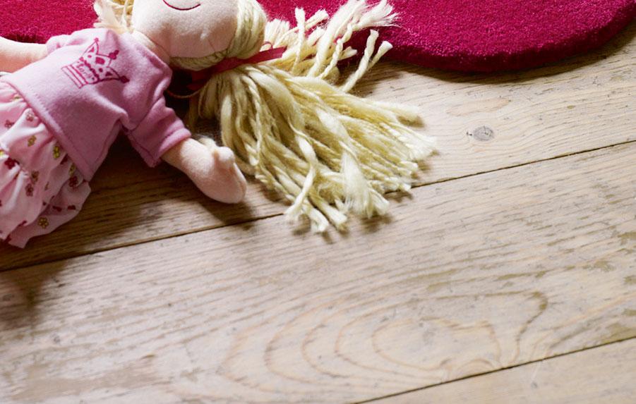 7 ideálních materiálů do dětského pokoje