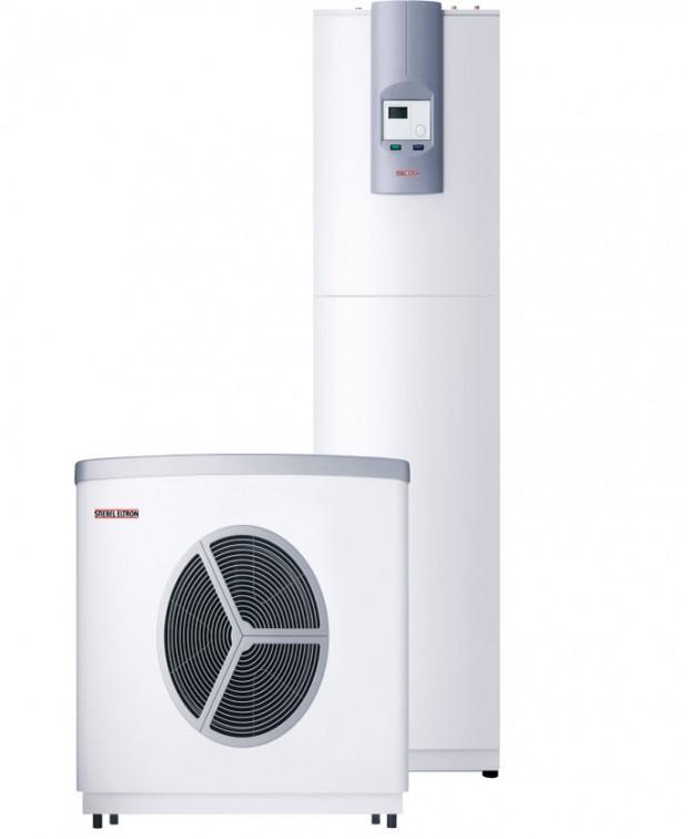 Modulová technologie invertorových tepelných čerpadel systému vzduch/voda WPL 15 IKS-2 aWPL 25 IK-2.