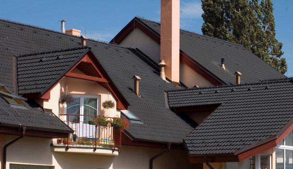 Střecha KM BETA spolehlivě ochrání váš domov až na 100 let