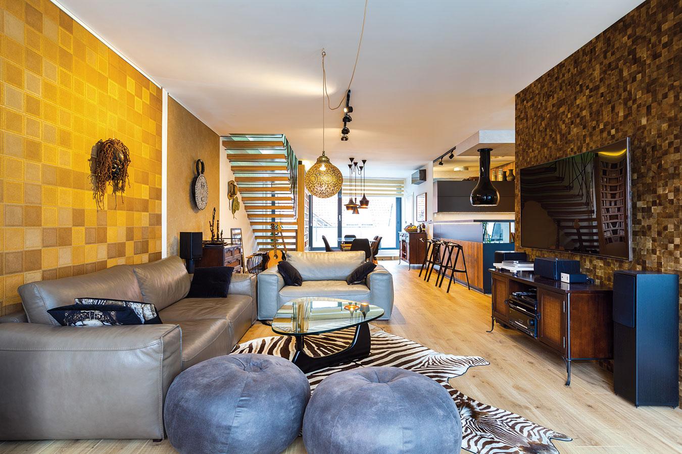 Jak dopadla zásadní proměna městského bytu?