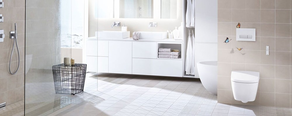 Geberit DuoFresh – svěží vzduch ve Vaší koupelně