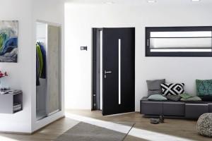 Komfortní, bezpečný a reprezentativní vstup do domu
