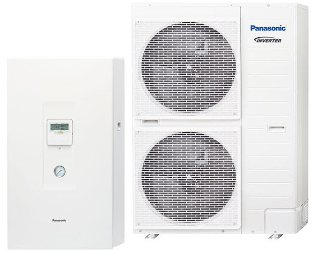Systém Panasonic Aquarea HT nabízí výkon vrozsahu od 9 do 12 kW asvým řešením je vhodný pro rekonstrukce vytápění například ve starších domech stradičními vysokoteplotními radiátory, neboť dokáže dodat pouze svyužitím tepelného čerpadla výstupní vodu až oteplotě 65 °C ipři venkovních teplotách –20 °C. Je tedy schopen pracovat ise stávajícími staršími radiátory. Kombinace plynového nebo olejového kotle stepelným čerpadlem je možná díky ovládání Aquarea HPM (Heat Pump Manager), které umožňuje kombinovat různé zdroje sohledem na uživatelské preference. Toto inteligentní ovládání pak určí aktuálně nejefektivnější zdroj (zhlediska teploty, ceny apod.) FOTO PANASONIC