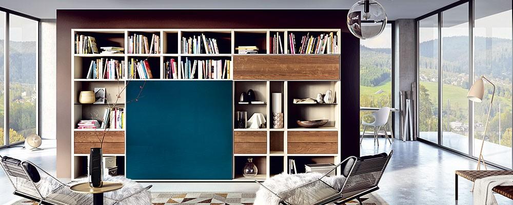 Škola designu − část 3: Obývací pokoj