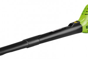 Akumulátorový zahradní fukar FZF 1001-A, baterie Li-Ion, dvě rychlosti, prodlužující nástavec, hmotnost 1,75 kg, bez baterie 1 290 Kč