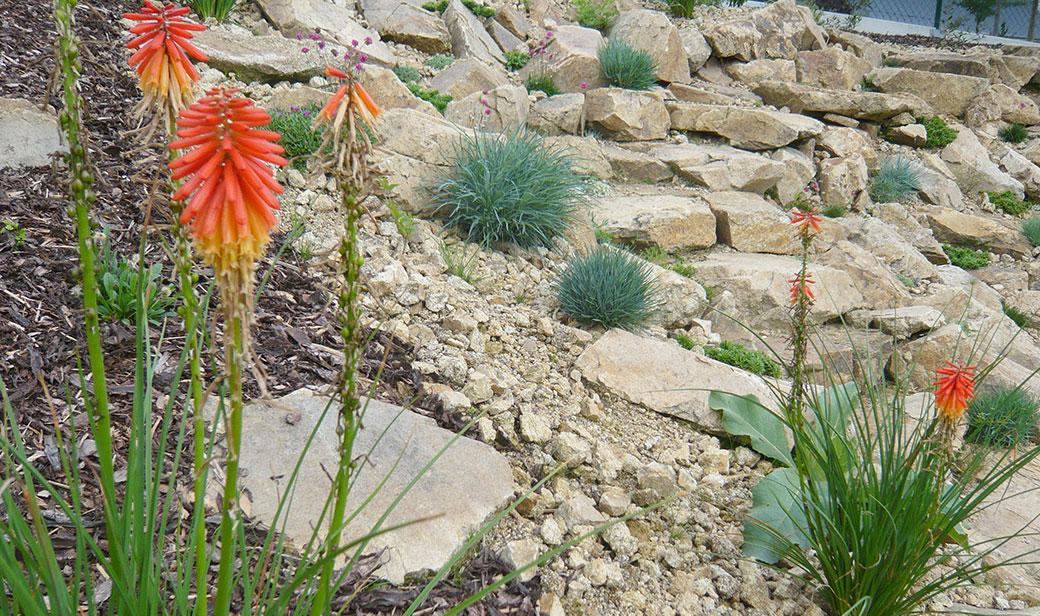 Kámen – duše zahrady