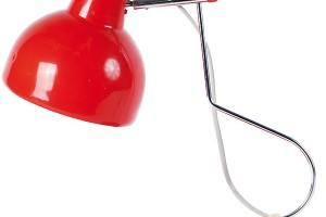 Kovová stolní lampa Lidokov, Nanovo, 3 500 Kč