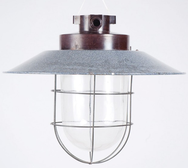 Industriální světlo Elektrosvit, Nanovo, 3 600 Kč