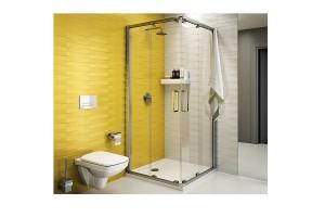 Sprchové kouty KOLO Ultra jsou inovativní, komfortní a bezpečné