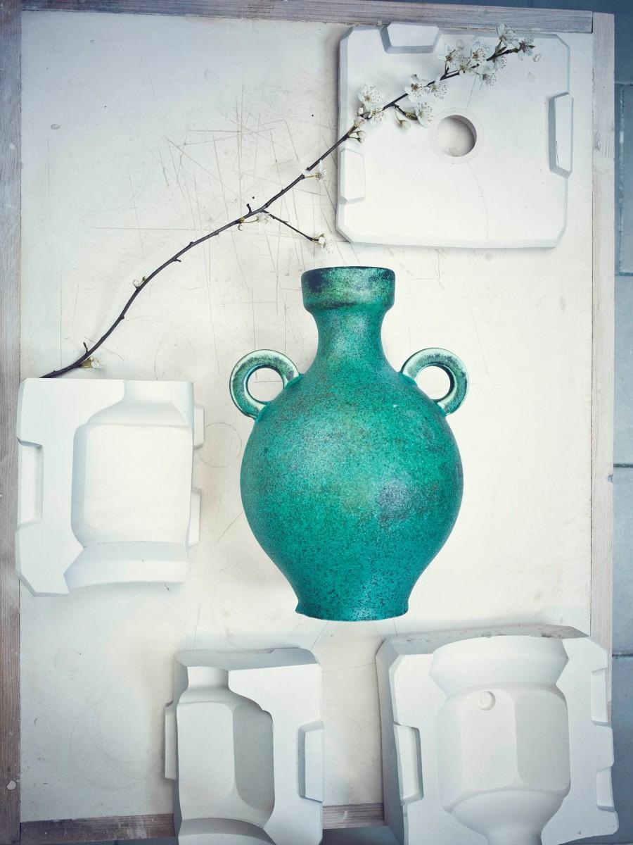 Milan Pekař - Kulatá váza (Round Vase) (foto: Salim Issa)