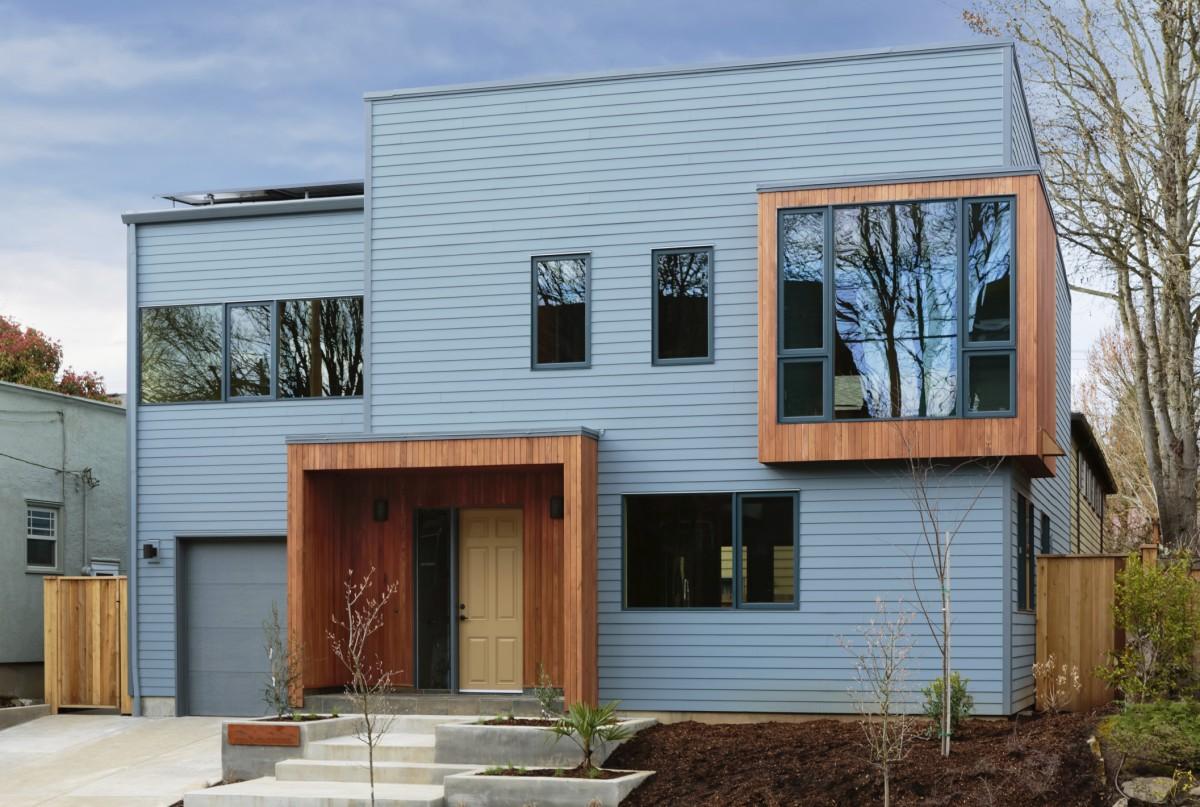 moderní domy - HOME Bydlení