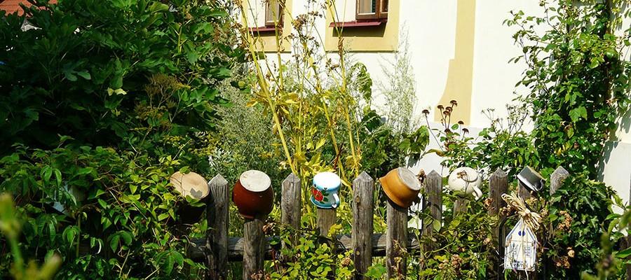 Předzahrádka – okno do duše zahrady