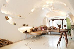 Na ploše 65 m² vytvořili interiér s okouzlující atmosférou