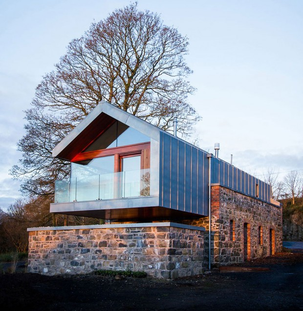 Foto: Adam Currie – McGarry-Moon Architects