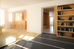 Vše o podlahovém vytápění – systémy, konstrukce, výhody