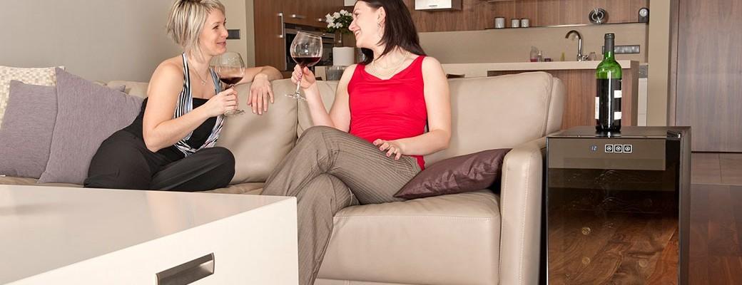 Máte rádi víno? Pořiďte si vinotéku nebo sklípek