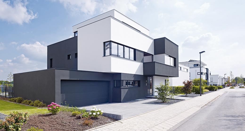 Rodinný dům jako 3D puzzle