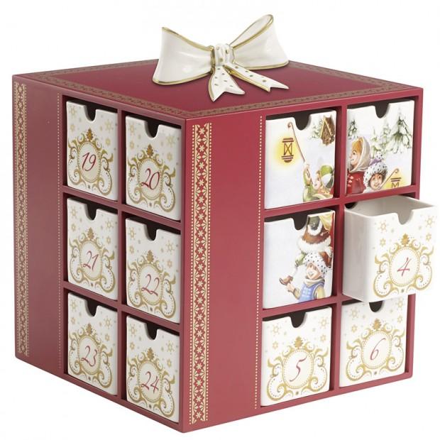 Adventní kalendář Christmas Toys Memory, Villeroy & Boch, prodává Luxurytable.cz, 7 640 Kč
