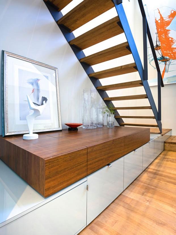 V interiéru navrhla architektka moderní, ale nadčasové zařízení v příjemných barvách. Brala v potaz, že majitelé si tu chtějí v důchodu užívat zaslouženého klidu a odpočinku. FOTO ALBERTO BISCARO