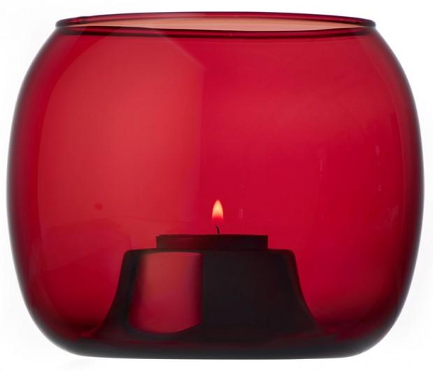 Svícen na čajovou svíčku Kaasa, Iittala, prodává Designville.cz, 2 490 Kč