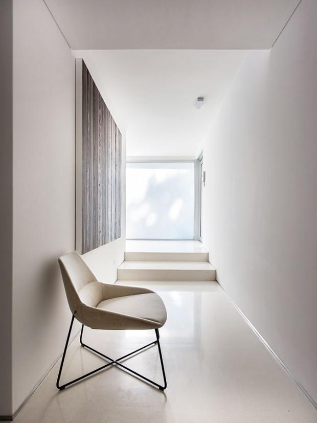 Židle Arc chair od další španělské značky Inclass. FOTO DMAX